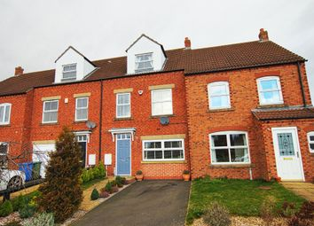 Thumbnail 4 bed terraced house for sale in Hadrians Walk, Scarborough