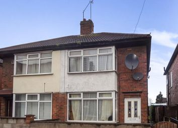 Thumbnail 2 bedroom semi-detached house for sale in Coronation Street, Derby, Derbyshire