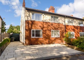 Thumbnail 3 bed semi-detached house for sale in Elms Road, Whitefield, Manchester