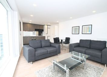 Thumbnail 2 bed flat to rent in Hester House, Silkworks
