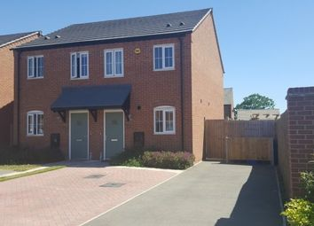 Thumbnail 2 bed property to rent in Sutton Crescent, Barton Under Needwood, Burton-On-Trent