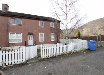 Thumbnail 3 bed flat for sale in Fir Park, Tillicoultry