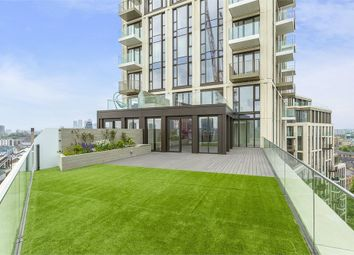 Thumbnail 3 bed flat to rent in Admiralty House London Dock, 150 Vaughan Way, Wapping
