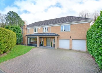 Thumbnail 5 bed detached house for sale in Harewood Way, Whirlowdale Park, Sheffield