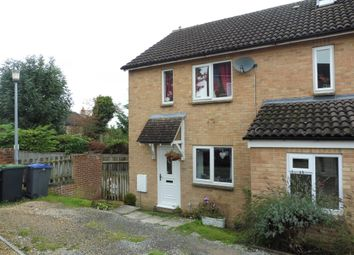 Thumbnail 2 bedroom semi-detached house for sale in Highgrove Close, Calne