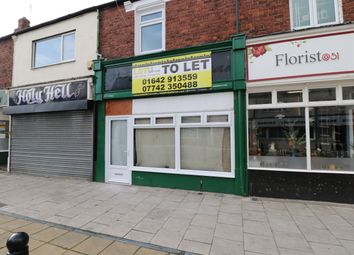 Thumbnail Retail premises to let in Station Road, Billingham