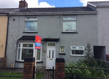 Thumbnail 3 bed terraced house for sale in Brynbach Street, Ashvale, Tredegar