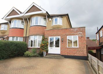 Thumbnail 3 bedroom semi-detached house for sale in Hill Road, Pinner