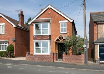 Thumbnail 4 bed detached house for sale in Cross Lane, Andover