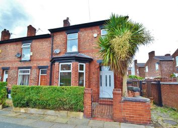 Thumbnail 3 bedroom terraced house for sale in Scotta Road, Eccles, Manchester