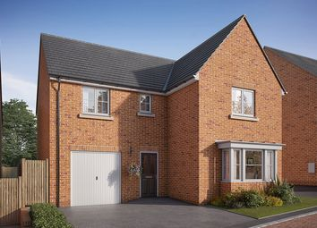 "Thumbnail 4 bed detached house for sale in ""The Grainger"" at Holly Drive, Hessle"