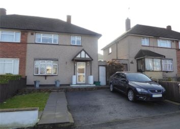 Thumbnail 3 bed semi-detached house for sale in King Henry's Drive, New Addington