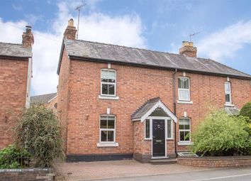 Thumbnail 2 bed semi-detached house for sale in 401 Pickersleigh Road, Malvern, Worcestershire