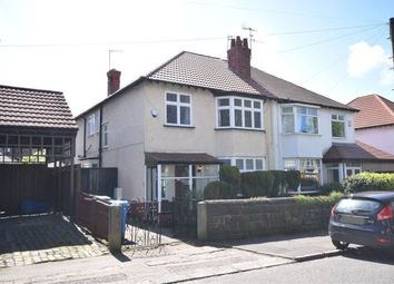 Thumbnail 3 bed semi-detached house to rent in Green Lane, Mossley Hill, Liverpool
