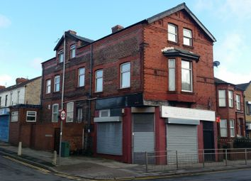 Thumbnail 1 bed flat to rent in Linacre Lane, Bootle
