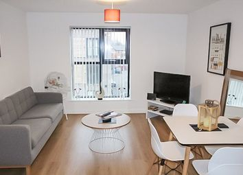 Thumbnail 1 bed flat for sale in Colman Gardens, Salford
