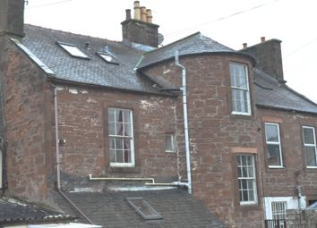 Thumbnail 1 bed flat for sale in Flat 1, 13 Glasgow Street, Dumfries