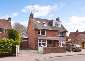 Thumbnail 3 bed semi-detached house for sale in The Street, Ewhurst, Cranleigh