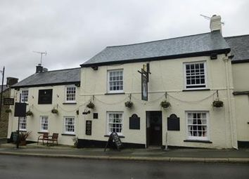 Thumbnail Pub/bar for sale in The Dolphin Inn, Fore Street, Grampound, Truro, Cornwall