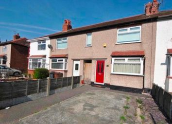Thumbnail 2 bed terraced house for sale in Roselea Drive, Crossens, Southport