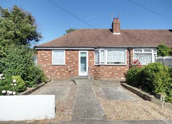 Thumbnail 2 bed semi-detached bungalow for sale in Thesiger Road, Worthing, West Sussex