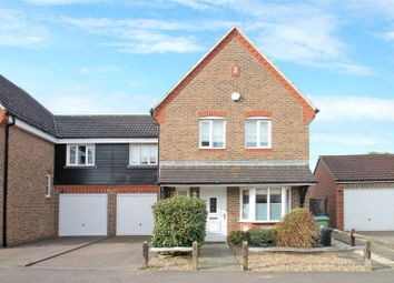Thumbnail 4 bed semi-detached house for sale in The Poplars, Littlehampton, West Sussex
