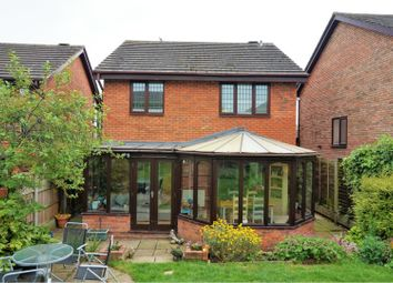 Thumbnail 3 bed detached house for sale in Hazel Drive, Armitage