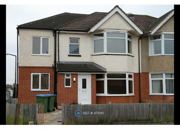 Thumbnail 5 bed flat to rent in Upper Shaftesbury Avenue, Southampton