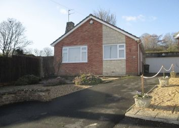 Thumbnail 3 bed detached bungalow for sale in Woodstock Road, Yeovil