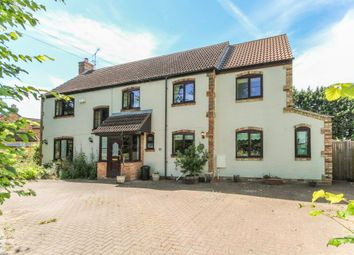 Thumbnail 5 bedroom detached house for sale in Burwell Road, Reach, Cambridge