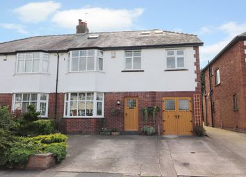 Thumbnail 4 bed semi-detached house for sale in Croft Road, Off Brampton Road, Carlisle