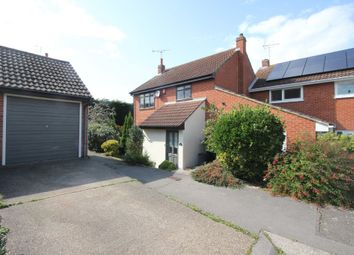 Thumbnail 4 bedroom semi-detached house for sale in Hever Close, Hockley