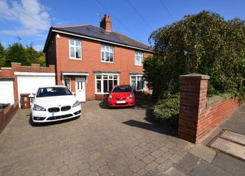 3 bed semi-detached house for sale in Benton Park Road, Longbenton, Newcastle Upon Tyne NE7