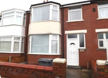 Thumbnail 3 bedroom terraced house to rent in Finsbury Avenue, Blackpool