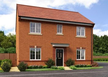 "Thumbnail 4 bed detached house for sale in ""Buchan"" at Aberford Road, Wakefield"
