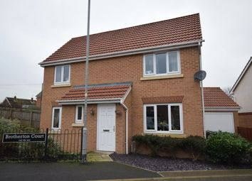 Thumbnail 4 bed detached house for sale in Brotherton Court, Knottingley