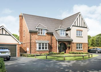 Thumbnail 5 bed detached house for sale in St Andrews Way, Sawtry, Huntingdon