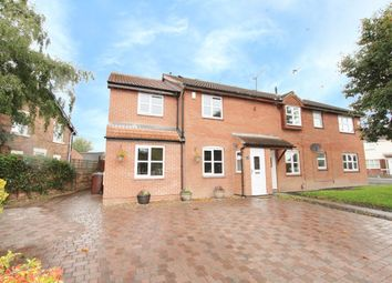 Thumbnail 3 bed semi-detached house for sale in Torvill Drive, Wollaton, Nottingham
