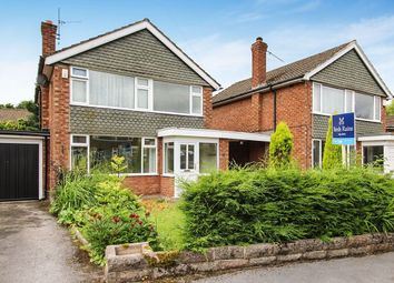 Thumbnail 3 bedroom detached house for sale in Yew Tree Close, Marple, Stockport