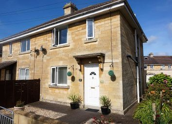 Thumbnail 3 bed semi-detached house for sale in Shickle Grove, Bath