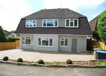 Thumbnail 5 bedroom detached house for sale in Tolmers Gardens, Cuffley, Herts