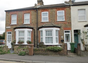 Thumbnail 3 bed cottage for sale in Kings Road, Belmont, Sutton, Surrey
