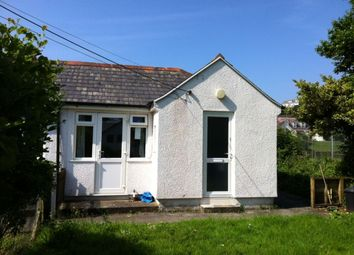 Thumbnail 1 bed bungalow to rent in Perrancombe, Perranporth