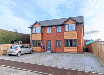 Thumbnail 3 bed semi-detached house for sale in Archenfield Road, Ross-On-Wye