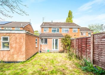 Thumbnail 3 bedroom semi-detached house for sale in Wickham Gardens, Wolverhampton