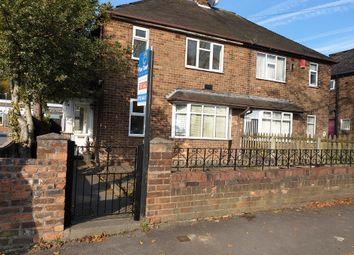 2 bed semi-detached house for sale in Leek Road, Hanley Stoke On Trent ST1