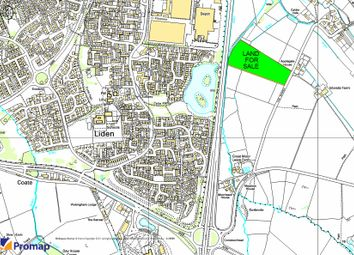 Thumbnail Land for sale in Lower Wanborough, Wiltshire