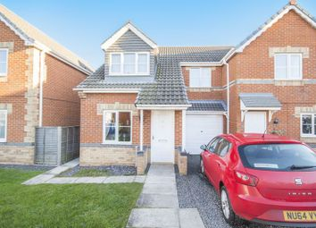 Thumbnail 3 bed semi-detached house for sale in Holyhead Court, Eston