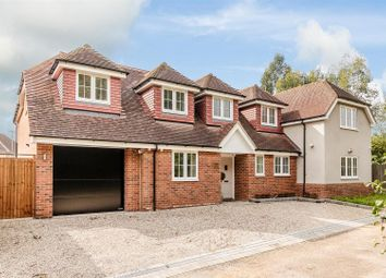 Thumbnail 5 bed detached house for sale in Roman Road, Ingatestone
