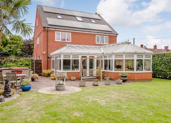 Thumbnail 6 bed detached house for sale in Chapel Street, Cawston, Norwich